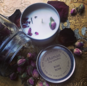 Botanical,  Scented,  Soy Candles!